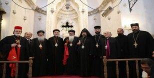 Manastırda Mehmetçik için dua edildi
