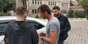 Hakkında 5 yıl 10 ay hapis cezası bulunan şahıs yakalandı