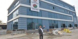 Yeni baro binası tüm Manisa'ya hizmet verecek