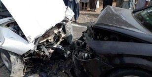 Tarsus'ta trafik kazası: 3 yaralı