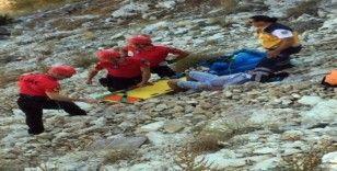 Fethiye paraşüt kazası: 1 yaralı