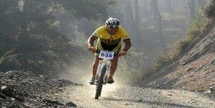 Dağ bisikletçileri Yunusemre'de buluştu