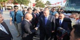 Cumhurbaşkanı Erdoğan'dan Kocasinan'a büyük müjde