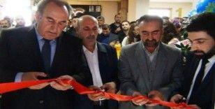 Erciş'in ilk özel ağız ve diş sağlığı polikliniği hizmete açıldı