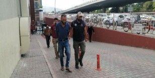 Kayseri'deki DEAŞ operasyonunda gözaltına alınan 3 kişi adliyeye sevk edildi