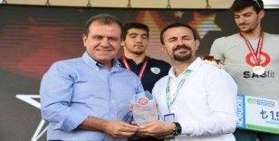 """Seçer: """"En büyük hedefimiz, Mersin'i spor, kültür ve sanat kenti yapmak"""""""