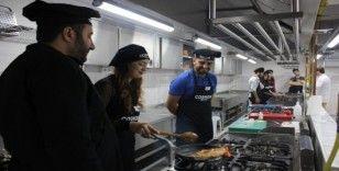 TOBB Edirne İl Genç Girişimciler Kurulu üyeleri mutfak etkinliklerinde buluştu