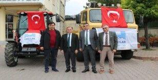 Hacılar Belediyesi Araç Filosu Güçleniyor