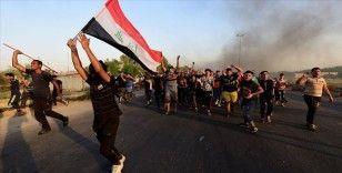 Irak'taki gösterilerde orantısız güç kullanan polis ve askerler görevden alınıyor