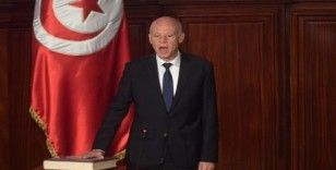 Tunus Cumhurbaşkanı Said, yemin ederek görevine başladı