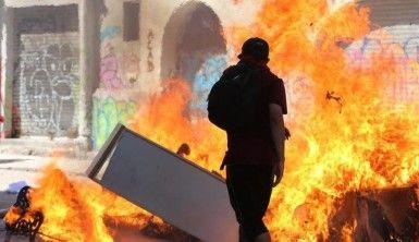 Protestolar Şili Devlet Başkanına geri adım attırdı