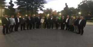 Karayolları Genel Müdürüğlu'ne Zonguldak sorunları sunuldu