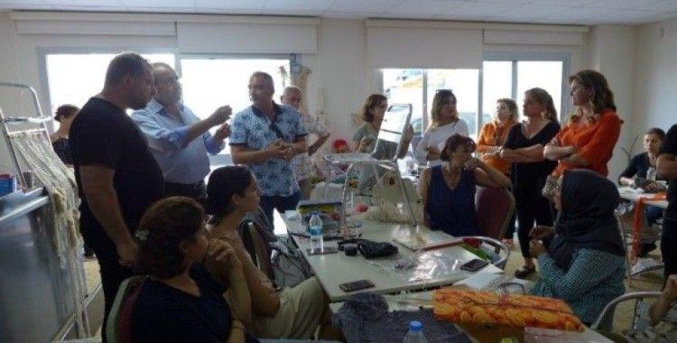 KUTO'da Kuşadası El Sanatları e-Ticareti projesi tamamlandı
