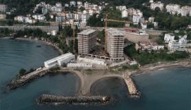 Karadeniz kıyısındaki gökdelen yıkılacak