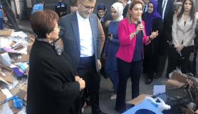 Üsküdar'da Türkiye'nin en büyük geri dönüşüm hareketi başladı
