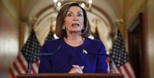 ABD Temsilciler Meclisi Başkanı Pelosi'den hükümete Bağdadi çağrısı