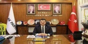 Başkan Yıldız'dan 29 Ekim Cumhuriyet Bayramı kutlama mesajı