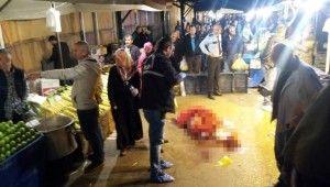 Pazarcıları vuran emekli polise tahliye