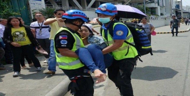 Filipinler'deki depremde ölü sayısı 7'ye yükseldi
