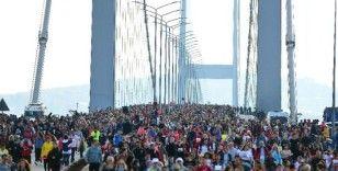Vodafone 41'inci İstanbul Maratonu'nda koşmak için son fırsat