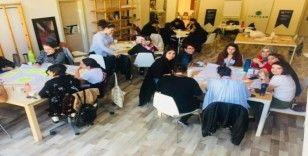 'Öğretmen Ağı'nın üretici problem çözme programında 2. buluşma gerçekleştirildi
