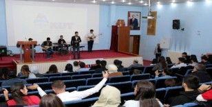 Ağrı İbrahim Çeçen Üniversitesi Öğrencileri 'Üşüyen Çocuk Kalmasın' diye söyledi