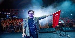 Aydınlılar Cumhuriyet Bayramı'nda Buray ile coştu