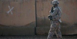 ABD'nin Bağdat Büyükelçiliği yakınlarına havan mermisi düştü