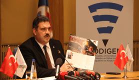 'Dijital bir terör örgütü olarak FETÖ' raporlaştırıldı