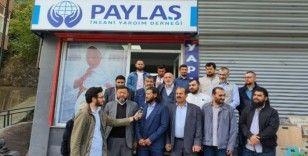 Paylaş İnsani Yardım Derneği İstanbul'da temsilcilik açtı