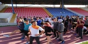 Isparta'da Futbol Aday Hakemlik Kursu tamamlandı