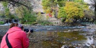 Tunceli'nin sonbahar renkleri fotoğraf tutkunlarını büyüledi