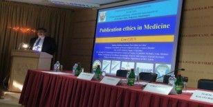 Prof. Dr. Uzun'dan Karadağ Bilimler ve Sanatlar Akademisi'nde konferans