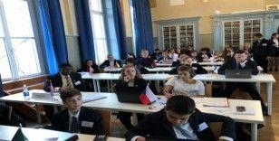 GKV'liler İsviçre'de IMZMUN konferansına katıldı