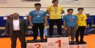 Dart Şampiyonası'nda ilçenin gururu oldular