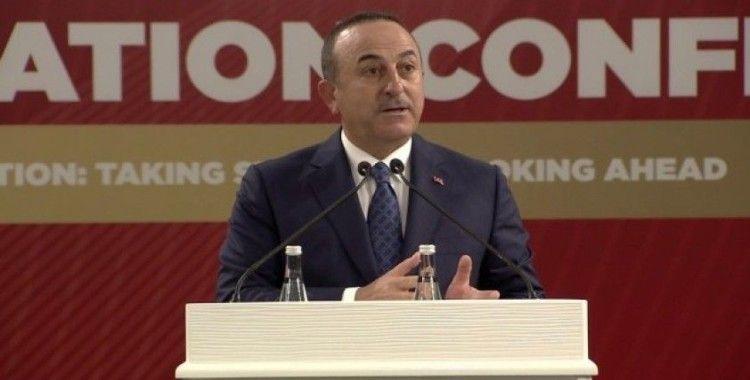 Bakan Çavuşoğlu ve BM Genel Sekreteri 6. İstanbul Arabuluculuk Konferansı'na katıldı