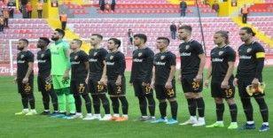 Ziraat Türkiye Kupası: Kayserispor: 0 - Bayrampaşa: 0 (İlk yarı)