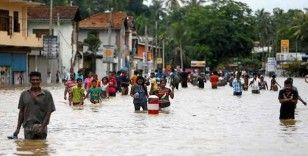 Sri Lanka'da şiddetli yağış ve fırtına: 1 ölü