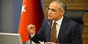 Cumhurbaşkanı Başdanışmanı Topçu'dan ABD Temsilciler Meclisinin kararına tepki