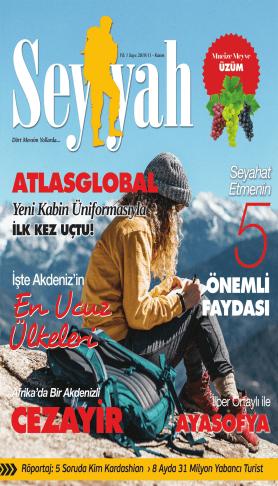Seyyah - Kasım 2019