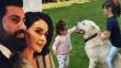 Volkan Demirel köpeği Dost'u kaybetti