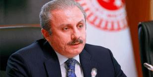"""TBMM Başkanı Şentop: """"İsraf ettiğimiz değerlerle her yıl en az 6 tane İstanbul Havalimanı yaparız"""""""