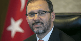 Bakan Kasapoğlu'ndan Para Tekvandoculara tebrik mesajı