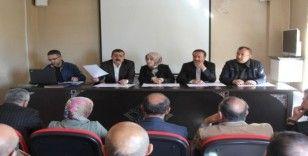 Başkale Belediye Meclisi Kasım Ayı Toplantısı yapıldı