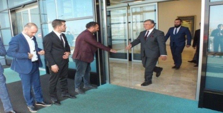 Yeniden Refah Partisi Genel Başkan Yardımcısı Aydal Muş'ta