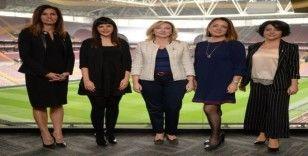 Kadın Yönetim Kurulu Üyeleri iş birliği yemeğinde bir araya geldi