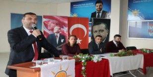 """Başkan Sarıcaoğlu: """"Liderimizin etrafında kenetlendik"""""""