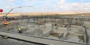 Van'da AMATEM ve ÇEMATEM temel atma töreni