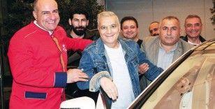 Mehmet Ali Erbil evine döndü