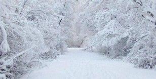 Valilikten 7 il için kar yağışı uyarısı